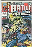 Click here to enlarge image and see more about item J2347: Battle Tide - Marvel comics - # 4  Nov. 1993