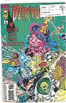 Click here to enlarge image and see more about item J2360: Blackwulf - Marvel comics - # 8  Jan. 1995