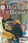 Click here to enlarge image and see more about item J2362: Beauty and the Beast - Marvel comics - #l Sept.1994