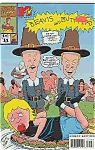 Beavis and Butt-head - Marvel comics - # 11  Jan. 1995
