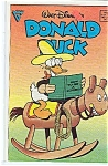 Click here to enlarge image and see more about item J2386: Donald Duck - Gladstone Pub. - #275  Oct. 1989