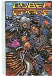 Cyber Force - Image comics- # 14 July 1995