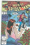 Spiderman - Marvel comics - # 42 Sept. 1988