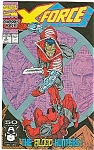 X-Force - Marvel comics - #  2  Sept., 1991