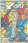 X-Force - Marvel comics - # 4  Nov. 1991
