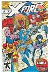 X-Force - Marvel comics - # 8 March 1992