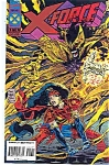 X-Force - marvel comics - # 43  Feb. 1995