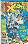 X-Force -Marvelcomics - # 17  Dec. 1992
