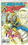 X-Force - Marvel comics - # 32 March 1994