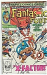 Fantastic Four - Marvel comics - # 250  Jan. 1983