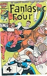 Fantastic Four -Marvel comics - # 294  Sept. 1986