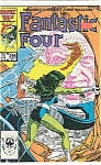 Fantastic Four - Marvel comics - # 295  Oct. 1986