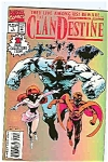 Clandestine - Marvel comics  # l  Oct. 1994
