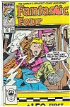 Fantastic Four - Marvel comis - # 301 April 1987