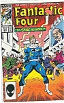 Fantastic Four - Marvel comics - #302 May 1987