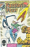 Fantastic Four - Marvel comics - # 304  July 1987