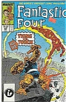 Fantastic Four - Marvel comics = # 305  August 1987