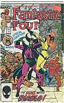 Fantastic Four - Marvel comics - # 307 Oct. 1987