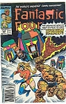 Fantastic Four - Mavel comics - #  309   Dec. 1987