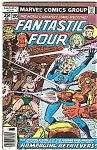 Fantastic Four - Marvel comics - # 195 -  June 1978