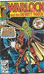 Click here to enlarge image and see more about item J2523: Warlock - Marvel comics - # 1 Feb.  1992