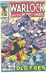 Click here to enlarge image and see more about item J2526: Warlock - Marvel comics - # 5 June 1992