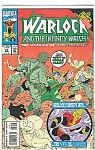 Click here to enlarge image and see more about item J2530: Warlock- Marvel comics - #22  Nov. 1993