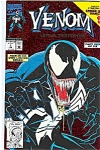 Click here to enlarge image and see more about item J2532: Venom -Marvel comics -  # 1  Feb. 1993