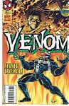 Click here to enlarge image and see more about item J2533: Venom - Marve l comics - # l Aug.. 1995