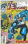 Click here to enlarge image and see more about item J2538: Venom - Marvel comics - # 4  Nov. 1995