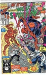 Web of Spider-Man - # 73  Marvel comics - Feb. 1991