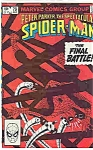 Spider-Man - Marvelcomics - # 79 June 1983