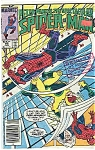 Spider-Man -Marvel comics - # 86 Jan. 1984