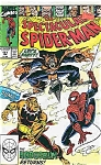 Spider-Man - Marvel comics - # 161 Feb.  1990