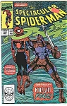 Spider-Man -Marvel comics - # 166 July 1990