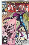 Click here to enlarge image and see more about item J2591: Sleepwalker - Marvel comics - # lJune   1991