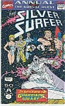 The Silver Surfer - Annual - # 4   1991 Marvel comics