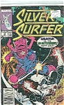 Silver Surfer - Marvel comics - # 18  Dec.1988