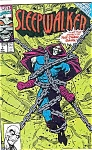 Click here to enlarge image and see more about item J2601: Sleepwalker - Marvel comics - # 7  Dec. 1991