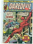 Click here to enlarge image and see more about item J2610: Daredevil - Marvel comics -  # 126  Oct. 1975
