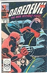 Click here to enlarge image and see more about item J2613: Daredevil - Marvel comics - # 267  June 1989