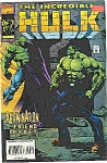 The Incredible Hulk= Marvel comics-# 431 July 1995
