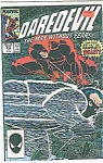 Click here to enlarge image and see more about item J2657: Daredevil - Marvel comics - # 250 Jan. 1988
