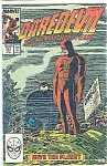 Click here to enlarge image and see more about item J2658: Daredevil - Marvel comics - # 251  Feb. 1988