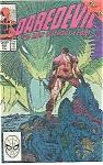 Daredevil l- Marvel comics - # 265 = 1989 April