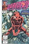 Daredevil - Marv el comics - # 272  Nov. 1989