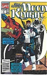 Marc Specter-Moon Knight - Marvel comics -#21 Dec.90