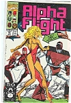 Alpha Flight - Marvel comics - # 97 June 1991