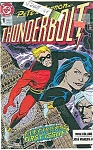 Thunderbolt - DC comics - #  # l  Sept. 1992