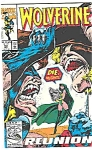 Wolverine - Marvel comics - # 62 Oct. 1991